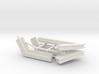 MOF Roof Edge -  Corners(4) 72:1 Scale 3d printed