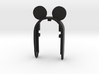 KEY FOB MICKEY MOUSE 3d printed