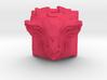 Golem Keycap (Cherry MX DSA) 3d printed