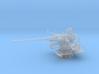 1/30 USN Single 40mm Bofors 3d printed