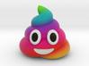 Rainbow Poop (Large) 3d printed