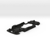 S01-ST2 Chassis for Carrera Audi A5 DTM STD/STD 3d printed