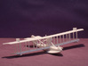 Curtiss HS-2L 3d printed 1:144 Curtiss HS-2L print in WSF