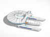 Uss Armstrong 3d printed