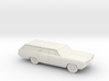 1/64 1966 Chevrolet Impala Station Wagon 3d printed