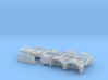 Scania S2016 6x4 Chassis 3d printed