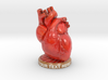 Valentine's Heart - Customizable Message 3d printed