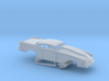 1/43 57 Chevy Pro Mod No Scoop 3d printed