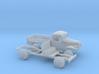 1/160 1945-50 Dodge Power Wagon PU 3d printed
