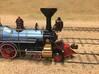 Bachmann 4-4-0 Sunflower Smokestack (HO Scale) 3d printed