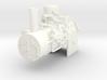 Henschel boiler for scale 1:22.5 3d printed