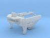 Schuco Case IHC Fronthydraulik 3d printed