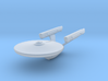 Constitution Class (Phase II) 1/7000 3d printed