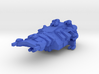 Colour Rim Bastion Troop Ship 3d printed