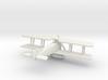 Fokker D.I 3d printed 1:144 Fokker D.I