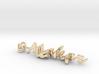 Twine Maker/Pod 3d printed