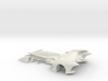 1/12 Ogre Body Single Piece (wheels separate) 3d printed