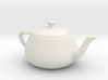 Printle Thing Teapot - 1/24 3d printed