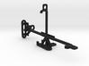 BQ Aquaris M4.5 tripod & stabilizer mount 3d printed