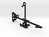 Gionee Marathon M5 mini tripod & stabilizer mount 3d printed