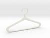Hanger 3d printed