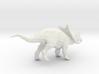 Chasmosaurus 3d printed Mini dinosaur by ©2012-2016 RareBreed