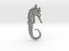 Seahorse Skeleton 3d printed