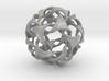Dodeca-ducov (wide gap, no holes) 3d printed