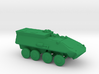 1/200 Scale LAV-25 C Command 3d printed