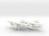 Hawker Hector (two airplanes set) 1/285 6mm 3d printed