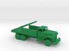 1/200 Scale Brockway B666 Pontoon Bridge Truck 3d printed