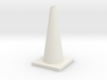1/10 Scale Traffic Cone For RC  3d printed