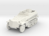 PV158A Sdkfz 250/10 3.7cm Pak (28mm) 3d printed