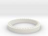 JConcepts Tribute Wheel Beadlock Ring for Monster  3d printed