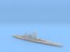 IJN Fujimoto 1/2400 (Fujimoto's Treaty Battleship) 3d printed