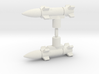 Transformers Missiles Vehicle Accessory (5mm post) 3d printed