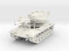 MG144-US02B M60A1 MBT (Searchlight) 3d printed