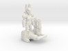 Gun Bunni Transforming Weaponoid Kit (5mm) 3d printed