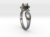 Cat Ring 1 3d printed