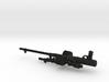 """PRHI - Star Wars RT-97C Blaster for Sandtrooper 6"""" 3d printed"""