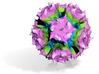 Adenovirus 3d printed