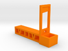 Guillotine Pencil Holder 3d printed