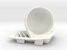 E90/E91/E92/E92 Defroster Vent Gauge Pod (45mm) 3d printed