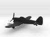 Hawker Typhoon 3d printed