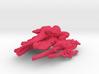 Colour Swarm Destroyer 3d printed