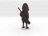 samurai_hoodie 3d printed