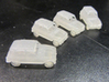 Renault 4 Hatchback 1:160 scale (Lot of 6 cars) 3d printed This is how they will look upon arrival except that there will be 6 cars in this lot