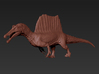 Spinosaurus concept.04(15inch) 3d printed