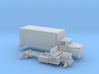 1/160 1980-86 Ford F 600 Delivery Box Van 3d printed