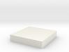 Printle Base (Square) 1 cm 3d printed